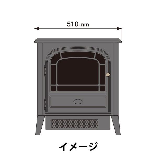 Dimplex 電気暖炉 アークリー