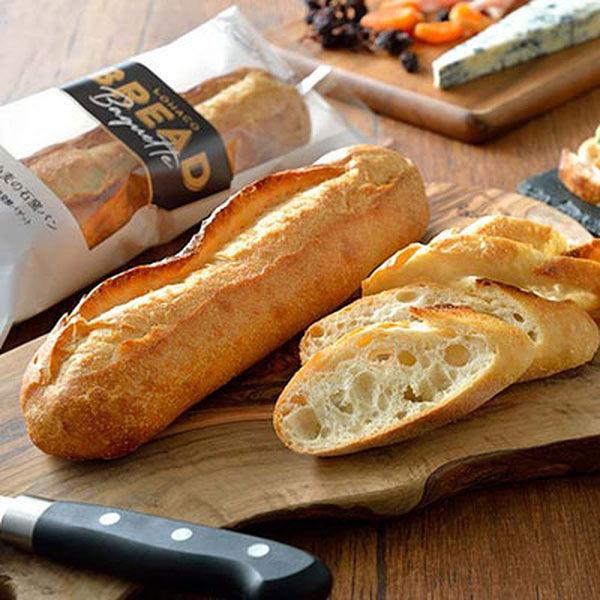 ロハコブレッド 石窯パン バゲット 2袋
