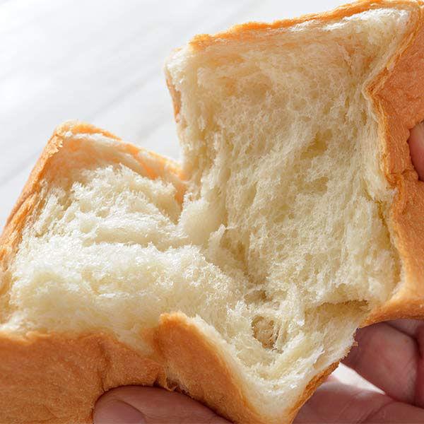 ロハコブレッド 北海道ミルク食パン 1個
