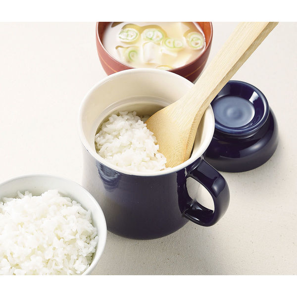 レンジシェフ ご飯も炊けるマグカップ