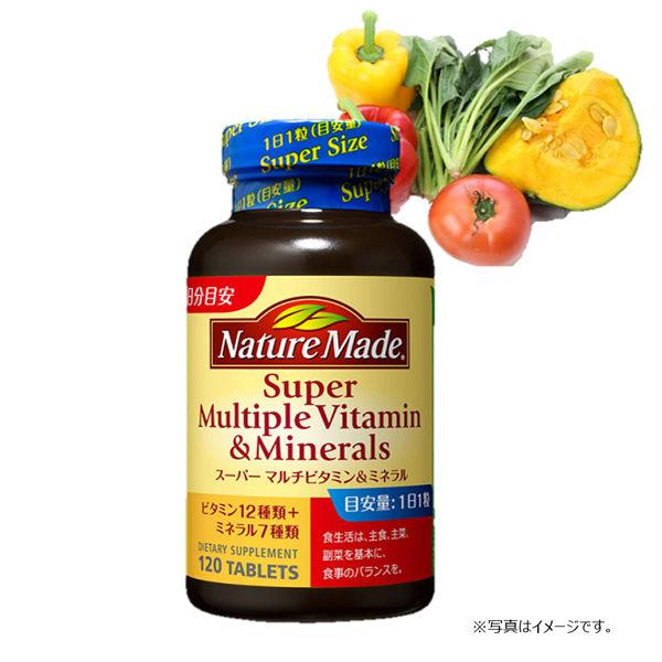 ビタミン&ミネラル+ ビタミンE400