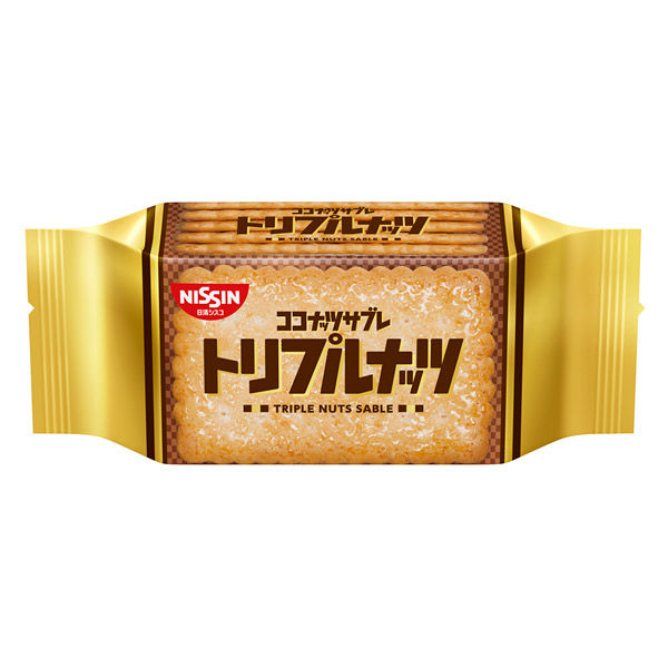 ココナッツサブレ<トリプルナッツ> 4個
