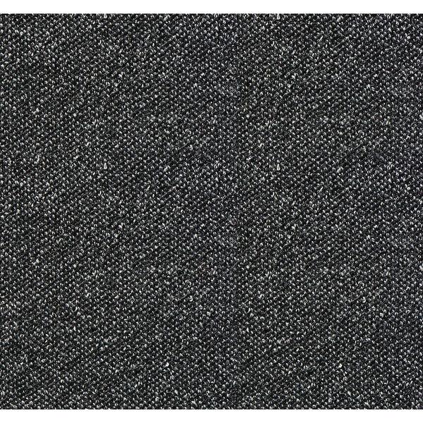 オカムラ ライブス ラウンジチェアエクストラハイバック 木ベース/ダーク 張地:インターロック ダークブラウン/ブラック L149ES FXW3 1脚(直送品)