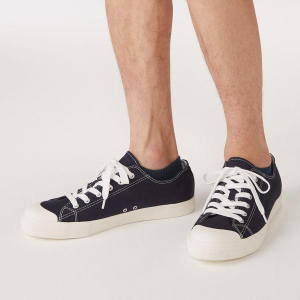 足なり直角 スニーカーイン靴下 紳士3足