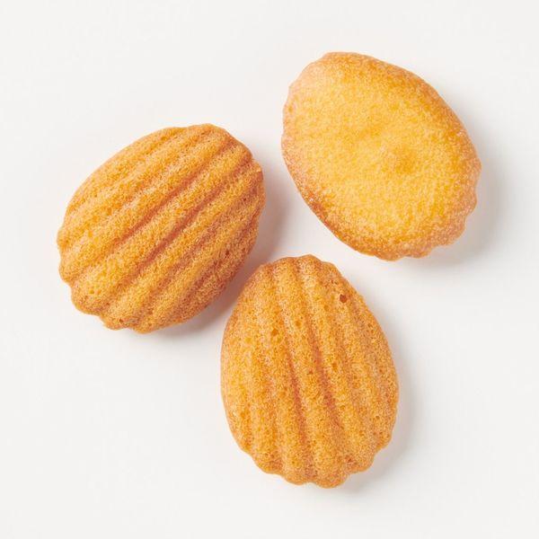 糖質10g以下 ひとくちレモンマドレーヌ