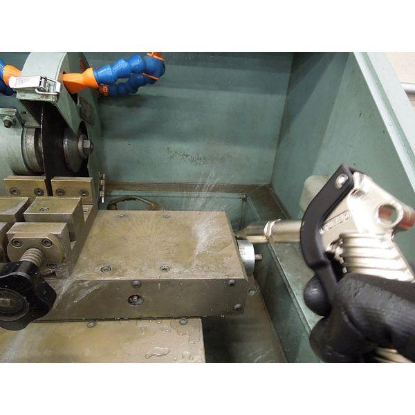 【エアーツール】フローバル プロスタイルツール(PROSTYLE TOOL) アルミ製エアーダスターガン ノイズ低減型 ABG-08 1個(直送品)