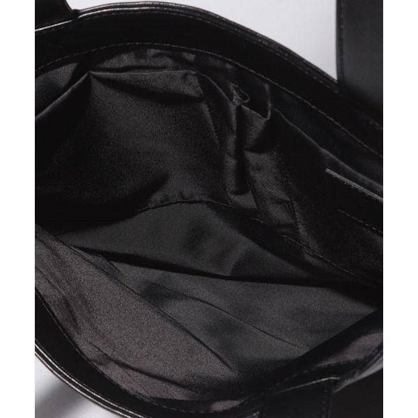 黒シンプルトートバッグ