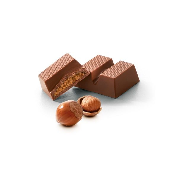 ミルクチョコレート プラリナッツ 2個