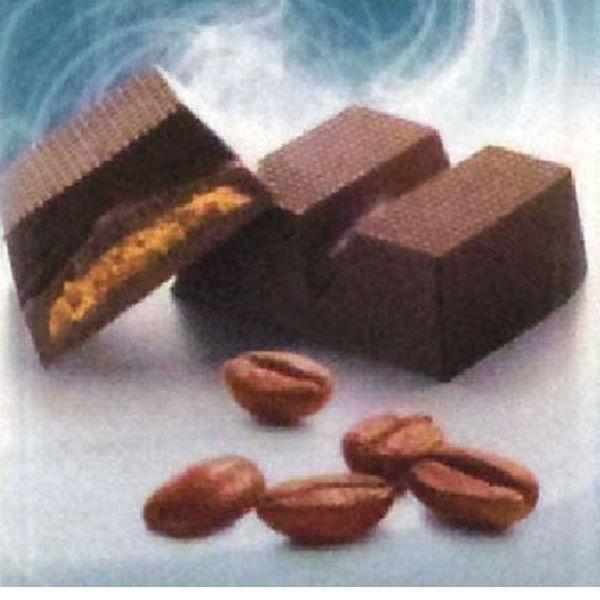 ダークチョコレート モカ 2個