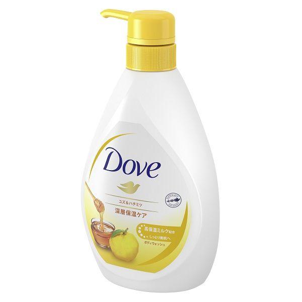 【アウトレット】ダヴ(Dove) ボディウォッシュ ユズ&ハチミツ 500g ユニリーバ