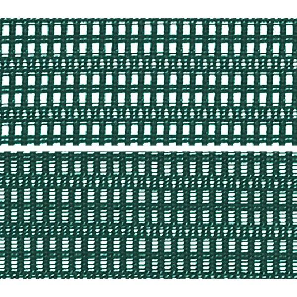 CP83CW FEH5 バロン チェア ローバック 可動肘 背・座スタンダード シルバー×ホワイト ダークグリーン(直送品)