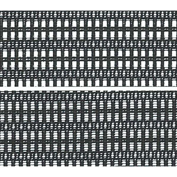 バロン チェア ハイバック ハンガー 可動肘 背・座スタンダード ポリッシュ×ホワイト ブラック CP86AW FDH1 (直送品)
