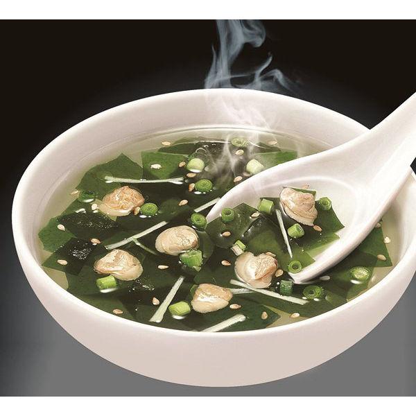 しじみ70個分のちからわかめスープ 5個