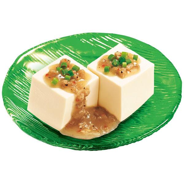 豆腐にかけるだけ鶏しお冷やっこ1個