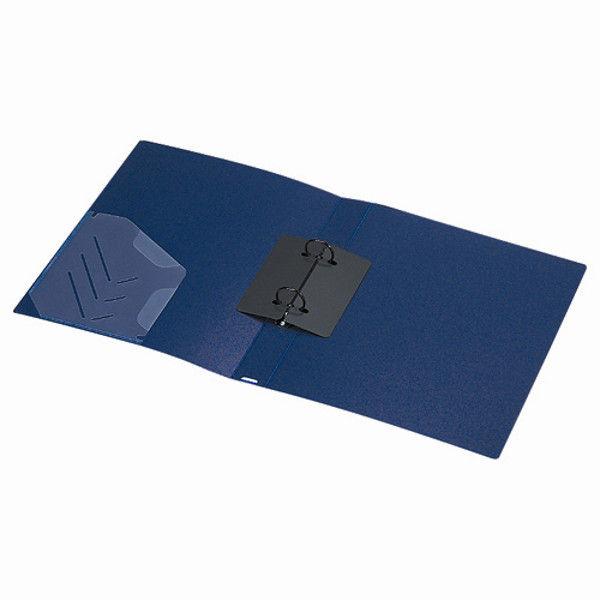 プラス 2リングファイル A4S 35mm NV10冊 FC-101RF NV 1セット (直送品)