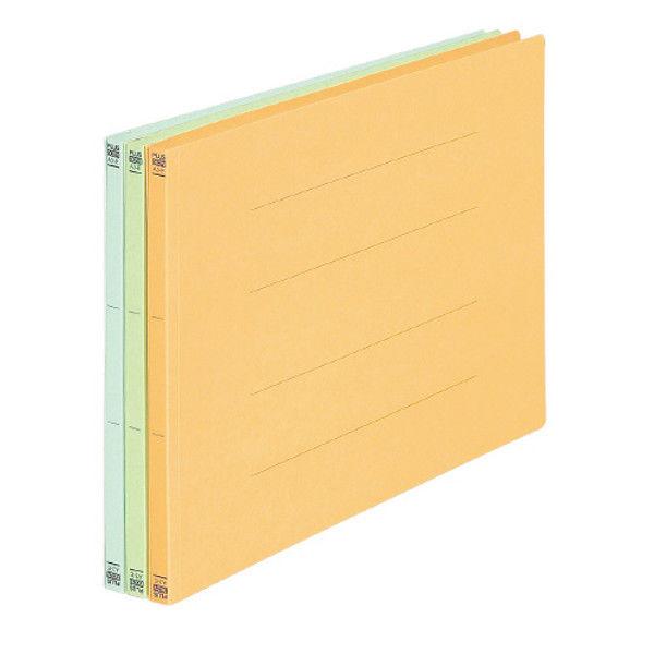 プラス フラットファイル A3E 黄 10冊 NO.002N10YL (直送品)