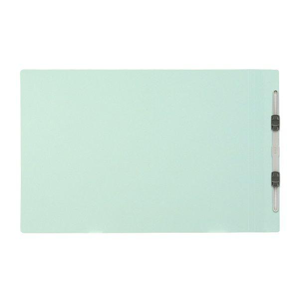 プラス フラットファイル B4E 青 10冊 NO.012N10BL (直送品)