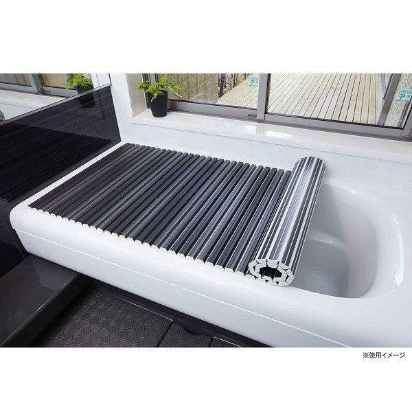 抗菌バスシャッター式風呂蓋 70x140