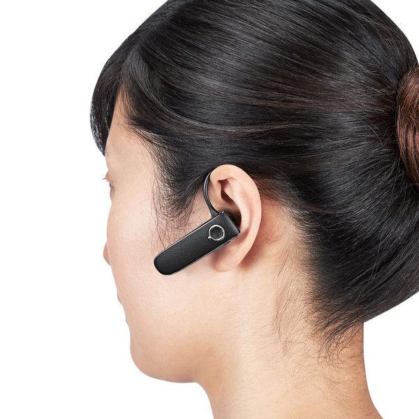 エレコム Bluetoothヘッドセット/両耳片耳対応/HPC04/PC用/ブラック LBT-HPS04PCBK 1個 (直送品)