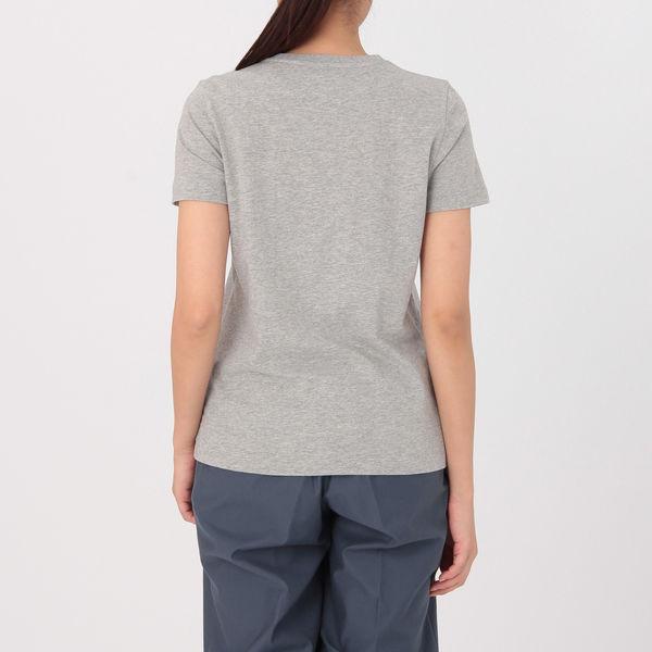 無印 Vネック半袖Tシャツ 婦人 S