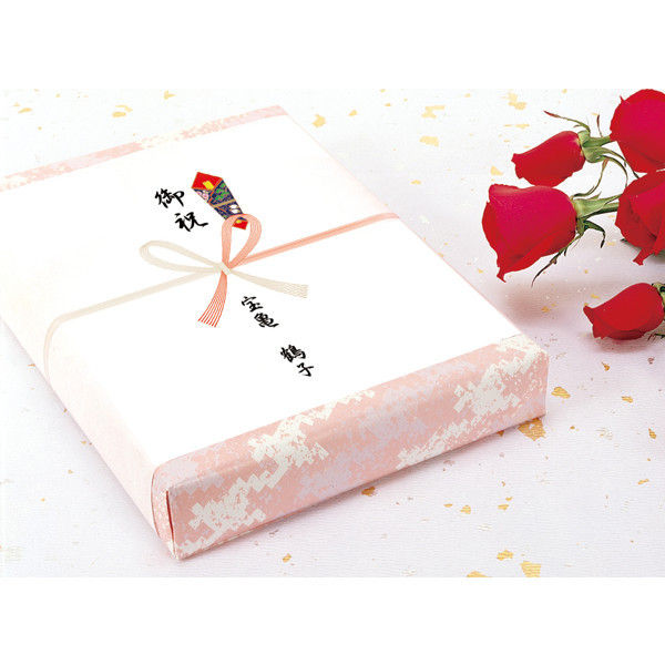 ササガワ タカ印 のし紙 A4判 祝 山 3-406 500枚(100枚袋入×5冊包) (取寄品)