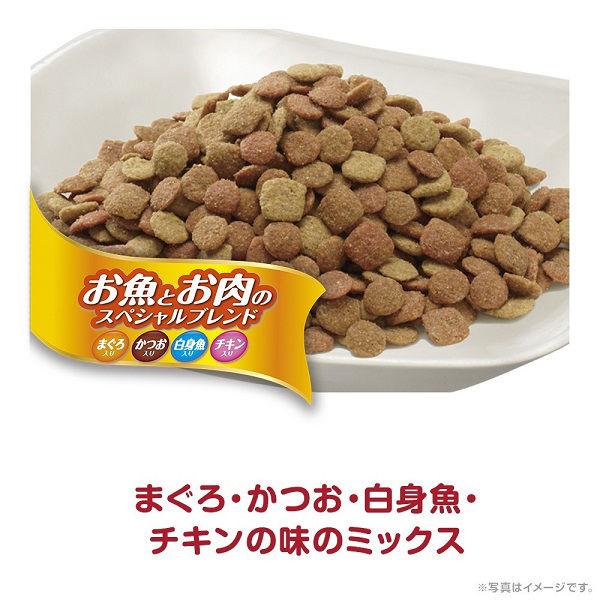 ユニ・チャーム ねこ元気 複数ねこ用 お魚とお肉のスペシャルブランド 5kg 国産 202671