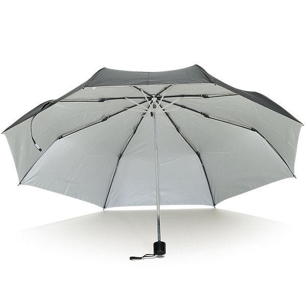 耐風傘 親骨58cm 黒