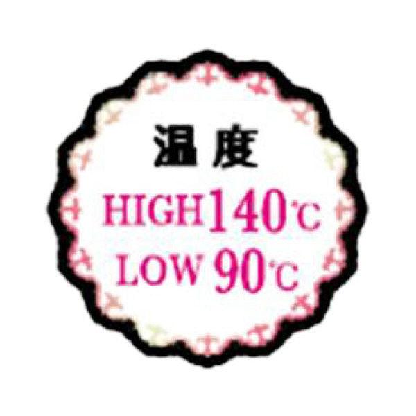 カールアイロン ピンク DH32(P)