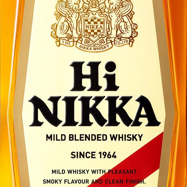 ニッカ ハイニッカ 瓶 720ml