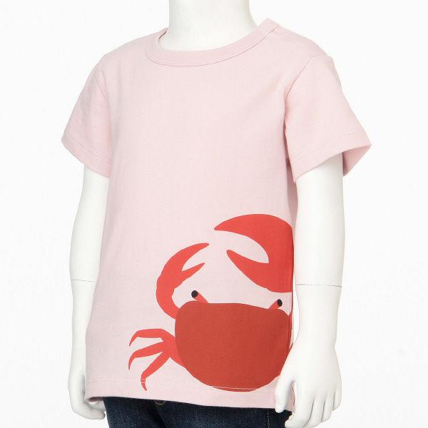 無印 プリントTシャツ ベビー 90
