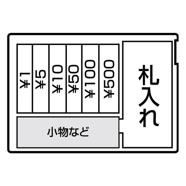手提げ金庫 A5(3号) 青