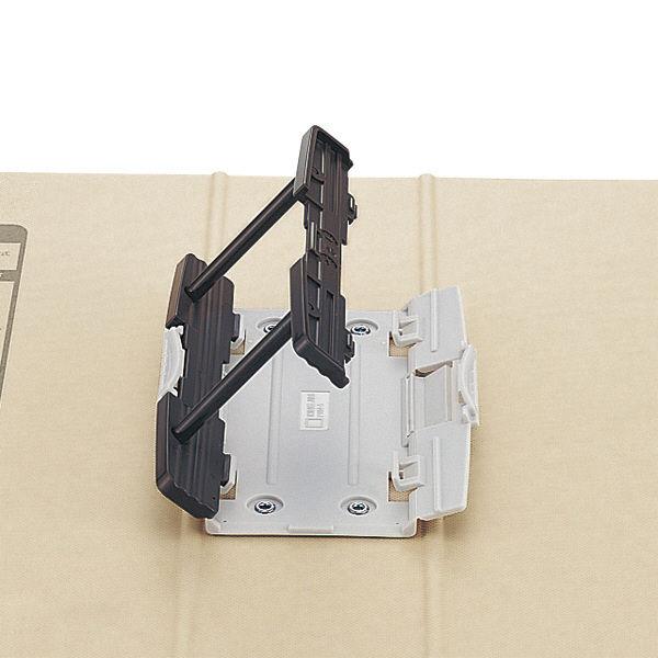 キングジム 保存ファイルドッチ A4ヨコ とじ厚80mm 背幅94mm 赤 4088アカ