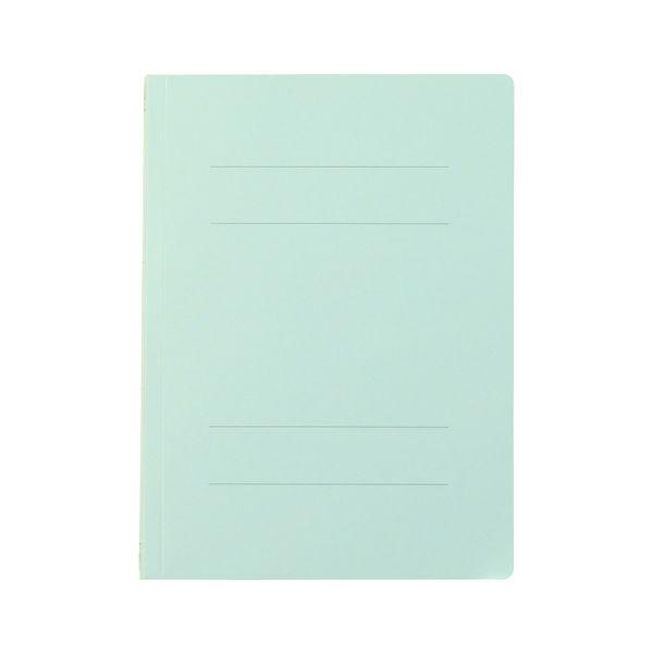 フラットファイル B5タテ 青 100冊