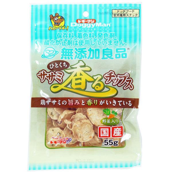 無添加ササミ香るチップス野菜入×3個