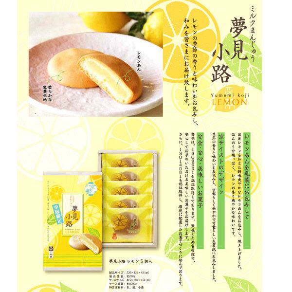 SALE夢見小路レモン5個入 1箱