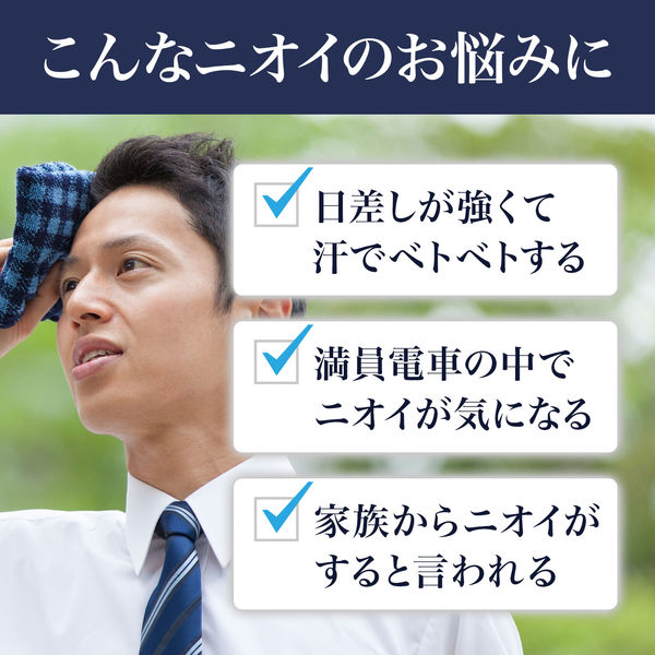 ルシード薬用デオ ボディウォッシュ 詰替
