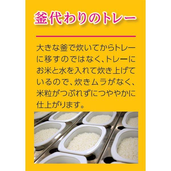 ふっくらつや炊き10食(180g×10)