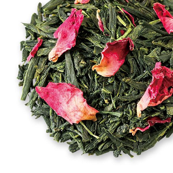 ルピシア 白桃煎茶 1缶(50g)
