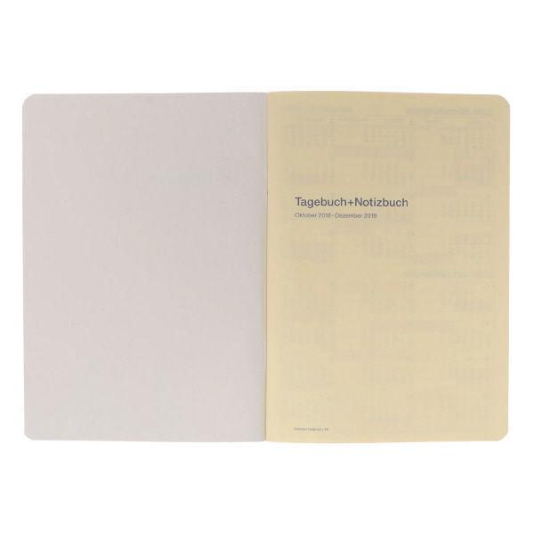 ロルバーン手帳 2019年 月間 B6