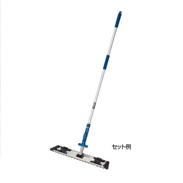 テラモト FXハンドル ライトモップセット 青 CL-900-136-3 1セット(柄+ヘッド) (直送品)