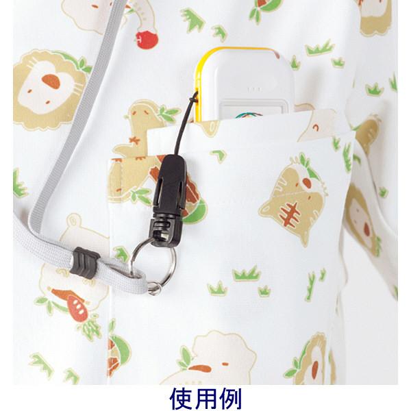 住商モンブラン 男女兼用 スクラブジャケット ベージュ LL 72-610-7BG1枚 (直送品)