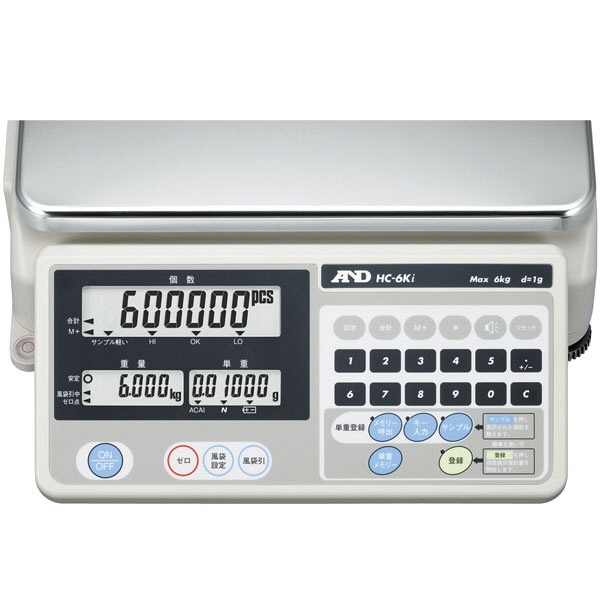 A&D 個数計 HC-30Ki エー・アンド・デイ (直送品)