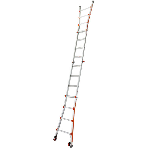 Hasegawa(長谷川工業) はしご アルミ合金 多機能兼用脚立 アルタワン 4段 (4尺 218cm) LG-10302 1台 (直送品)