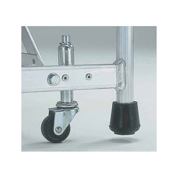 PiCa Corp(ピカコーポレイション) 踏台 アルミ合金 作業台 2段 60cm KWS-A60 1台 (直送品)