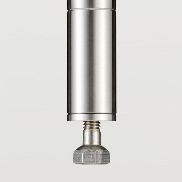 エレクター SUS304ステンレスポスト 高さ650mm 1セット(2本入) (直送品)