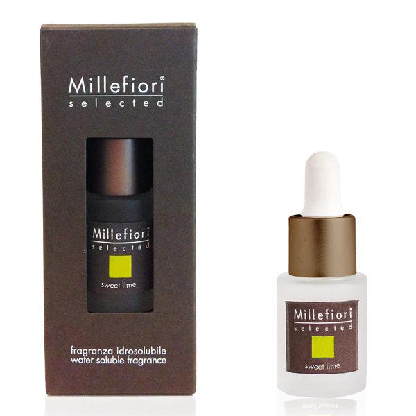 Millefiori 【SELECTED】 水溶性アロマオイル15ml スイートライム 33FI-48-007 1セット(2個) (直送品)