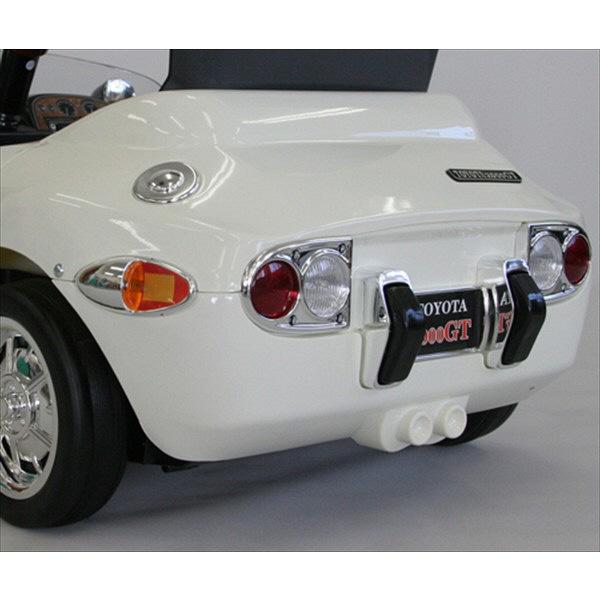 トヨタ2000GT 押手付 ホワイト