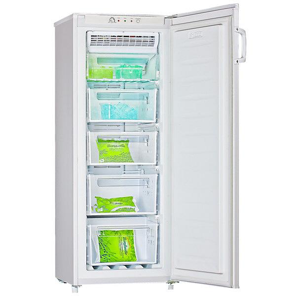 NORFROST(ノーフロスト) ノンフロン冷凍庫 アップライトフリーザー 155L ホワイト (直送品)