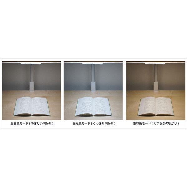 LEDライト(支柱タイプ) TS-T16LEDWH ホワイト 1台 くろがね工作所 (直送品)