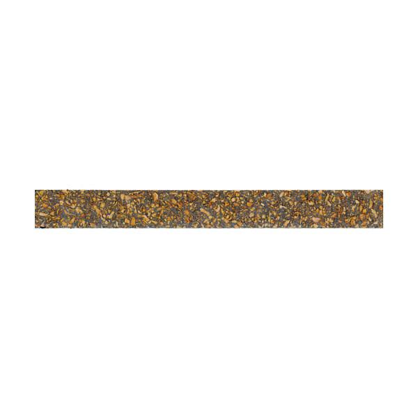 シンワ測定 アルミ直尺 スーパーアル助 コルク板付属 1m 65387 1箱(10本入) (直送品)